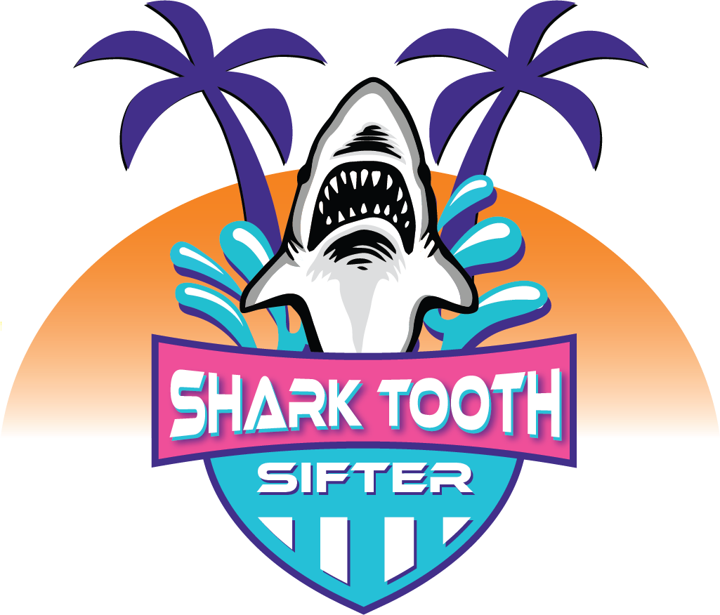 Shark Tooth Sifter